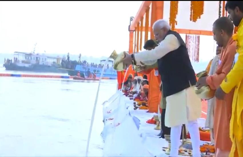PM Narendra modi,Rae Bareli,Prayagraj,Lucknow, BJP,Modern Coach Factory,Humsafar,Kumbh Mela,Yogi Adityanath,Sonia Gandhi,Prime Minister Narendra Modi, Amit shah