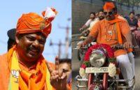 तेलंगाना: ये हैं भाजपा के इकलौते विधायक राजा सिंह, दर्ज हैं भड़काऊ बयान के 60केस
