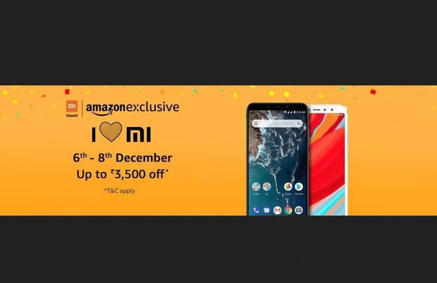 Xiaomi, i love mi, i love mi sale, Xiaomi sale, Flipkart Big Shopping Days, Flipkart, Amazon, Redmi 6A, Redmi 6, Redmi Y2, Redmi 6 Pro, Redmi Note 5 Pro, Redmi Note 6 Pro, Mi A2, Poco F1, redmi 6a, redmi 6a sale, redmi 6a amazon, redmi 6a price in india, redmi 6a sale amazon, mi redmi 6a, mi 6a, mi 6a sale, mi redmi 6a price, mi redmi 6aprice in india, xiaomi redmi 6a, xiaomi redmi 6a sale, redmi 6a sale today, amazon, amazon redmi 6a sale