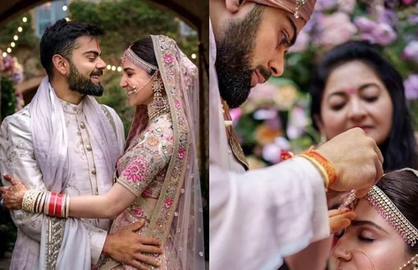 Virat Kohli, Anushka Sharma, virushka anniversary, india vs aus match, virat kohli, bollywood, zero film
