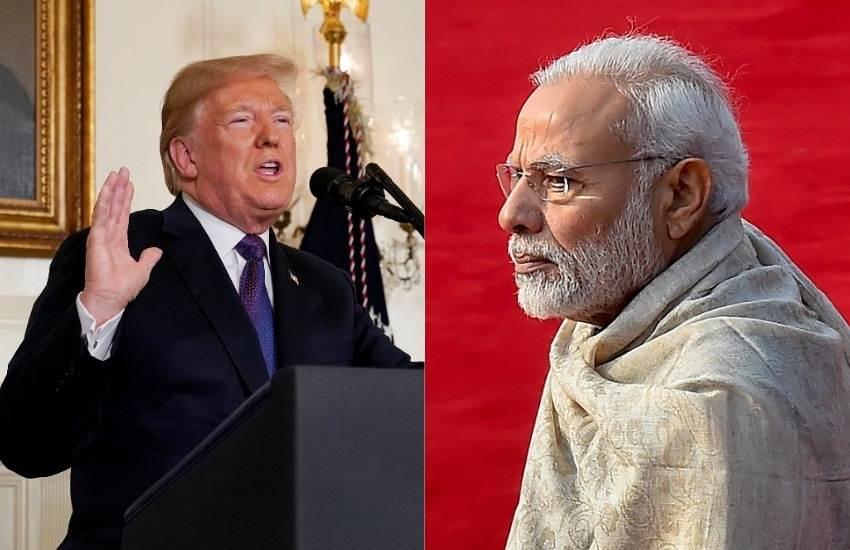 US President, Donald Trump, Mock, Joke, Prime Minister, Narendra Modi, Fund, Library, Afghanistan, Suggestion, No Use, Assistance, Help, Afghanistan, Indian, US-led Forces, Extremist Taliban Regime, National News, International News, Hindi News