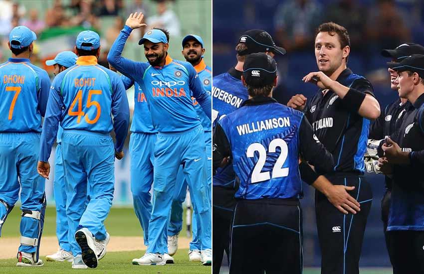 Ind vs NZ T20, ODI 2019 Schedule, Squad, Players List: वर्ल्ड कप से पहले अहम है न्यूजीलैंड का दौरा, जानें पूरा शेड्यूल!