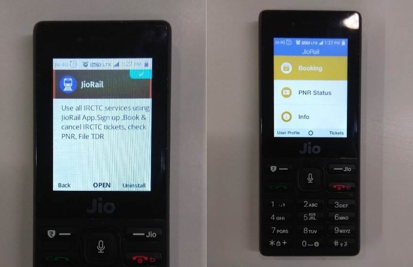 JioRail App, Jio New App, Rail App, Jio Phone, Jio Phone 2, Rail Passangers, Rail Tickets, Feature Mobile, Moblie App, Utility News, Hindi News, जियो रेल ऐप, जियो नया ऐप, रेल ऐप, जियो फोन, जियो फोन 2, रेल यात्री, फीचर फोन, टिकट, बुकिंग, मोबाइल ऐप, यूटिलिटी न्यूज, हिंदी समाचार