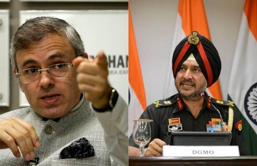 Omar Abdullah, National Conference, JK, Northern Command Chief, Lt General Ranbir Singh, Security Forces, Indian Army, Kashmir News, State News, Hindi News