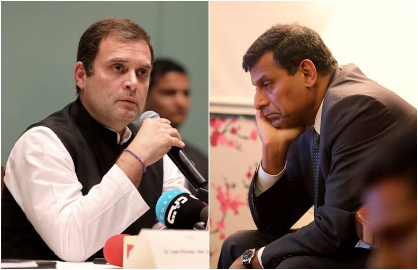 रघुराम राजन की रिपोर्ट को मोदी सरकार के खिलाफ हथियार बनाएगी कांग्रेस, करेगी यह वादा