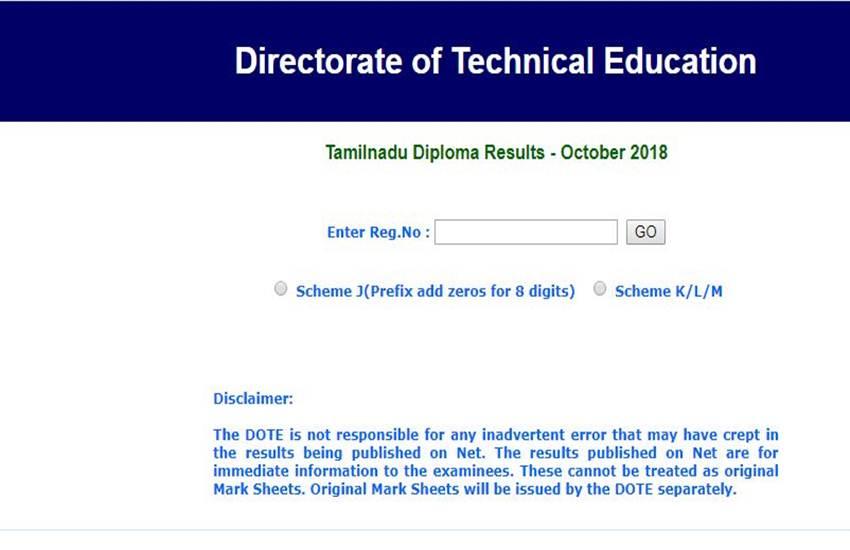 tndte result 2018, tndte, tndte diploma result oct 2018, diploma result oct 2018, dote result, dote result oct 2018, tndte result 2018, tndte result, tndte diploma result, tndte.gov.in, tndte.gov.in result 2018
