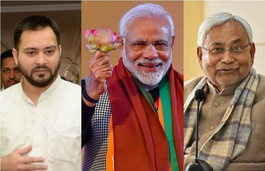 Elections 2019, Loksabha Elections 2019, Elections 2019 Survey, ABP C Voter Survey, ABP News, C Voter, Election Survey, Bihar, Loksabha Seats, NDA, UPA, BJP, JDU, LJP, RJD, Congress, RLSP, Narendra Modi, Nitish Kumar, Ram Vilas Paswan, Tejashwi Yadav, Rahul Gandhi, Upendra Kushwaha, National News, Hindi News