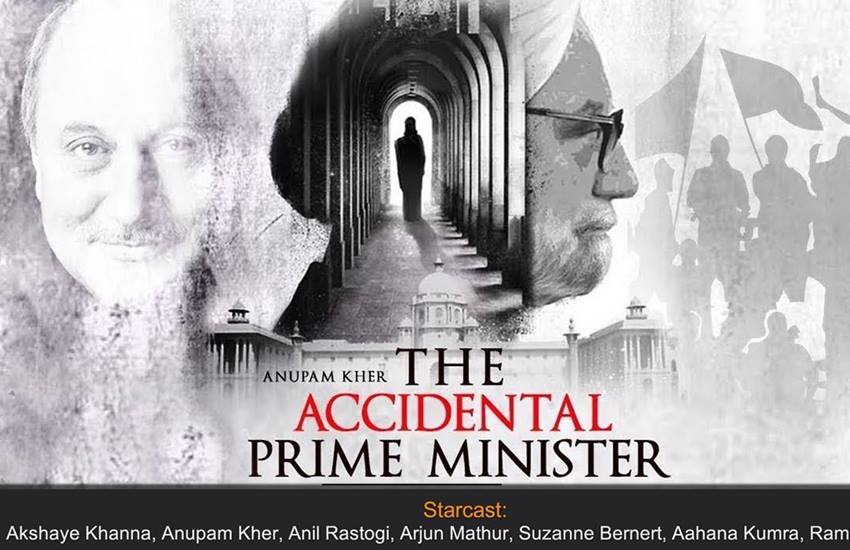 The Accidental Prime Minister leaked online by Tamilrockers