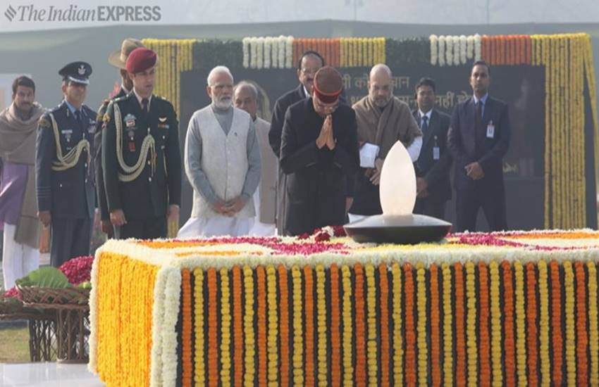 Delhi BJP, Atal Bihari Vajpayee memorial