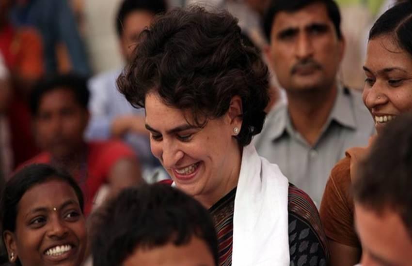 Priyanka Gandhi Vadra, Congress