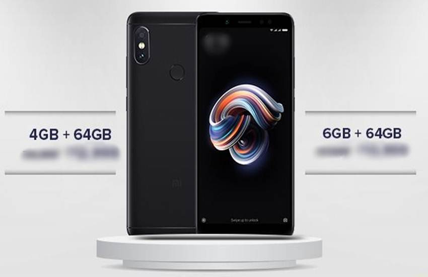 Mobile phone, Phone, Xiaomi, Redmi Note 5Pro, RedmiNote5Pro, mi.com, Flipcart, amazon.in, Mi offline stores, Redmi, redmi phone, redmi series
