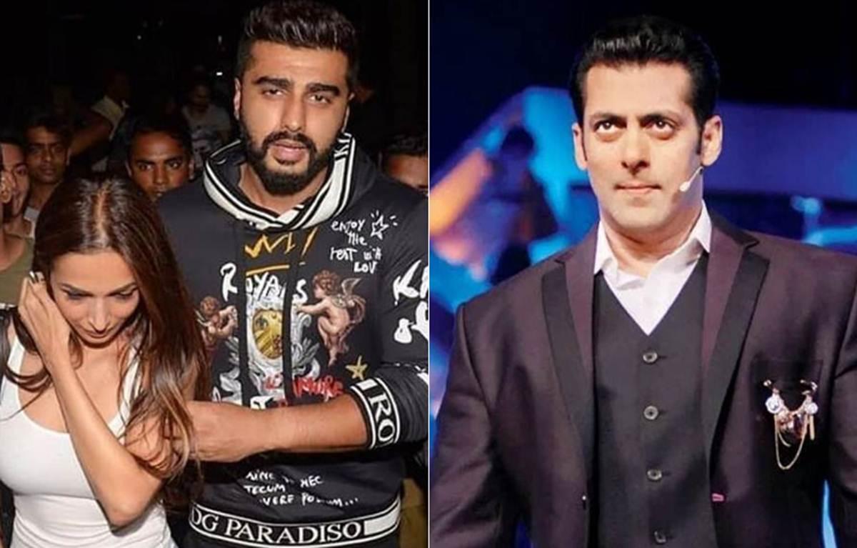 Salman Khan, Malaika Arora, Arjun Kapoor and Malaika Arora, Arjun-Malaika, Boney Kapoor, salman khan arjun kapoor