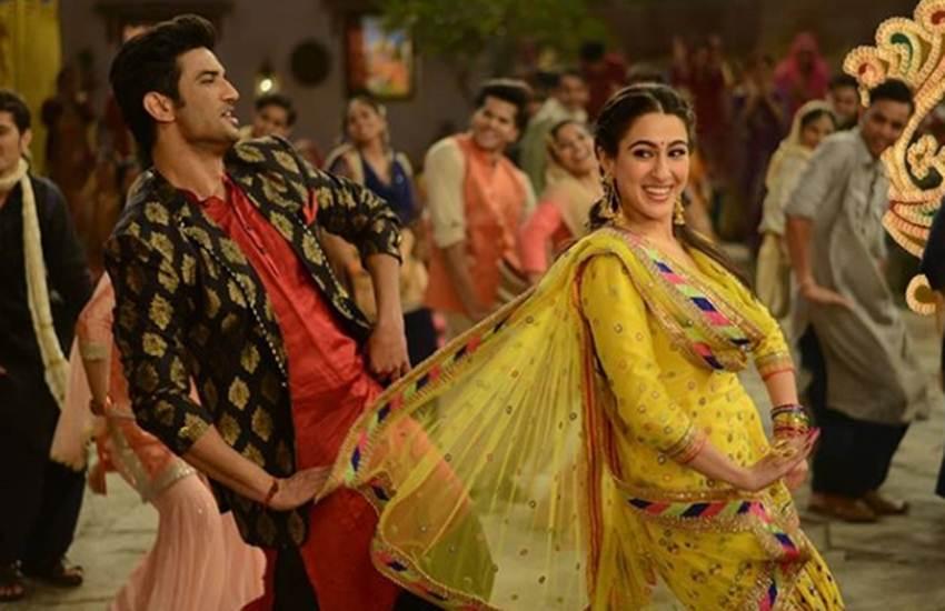 sushant singh rajput, sara ali khan, sara ali khan boyfriend, sara ali khan and sushant singh rajput dating, sushant sara relationship, kedarnath