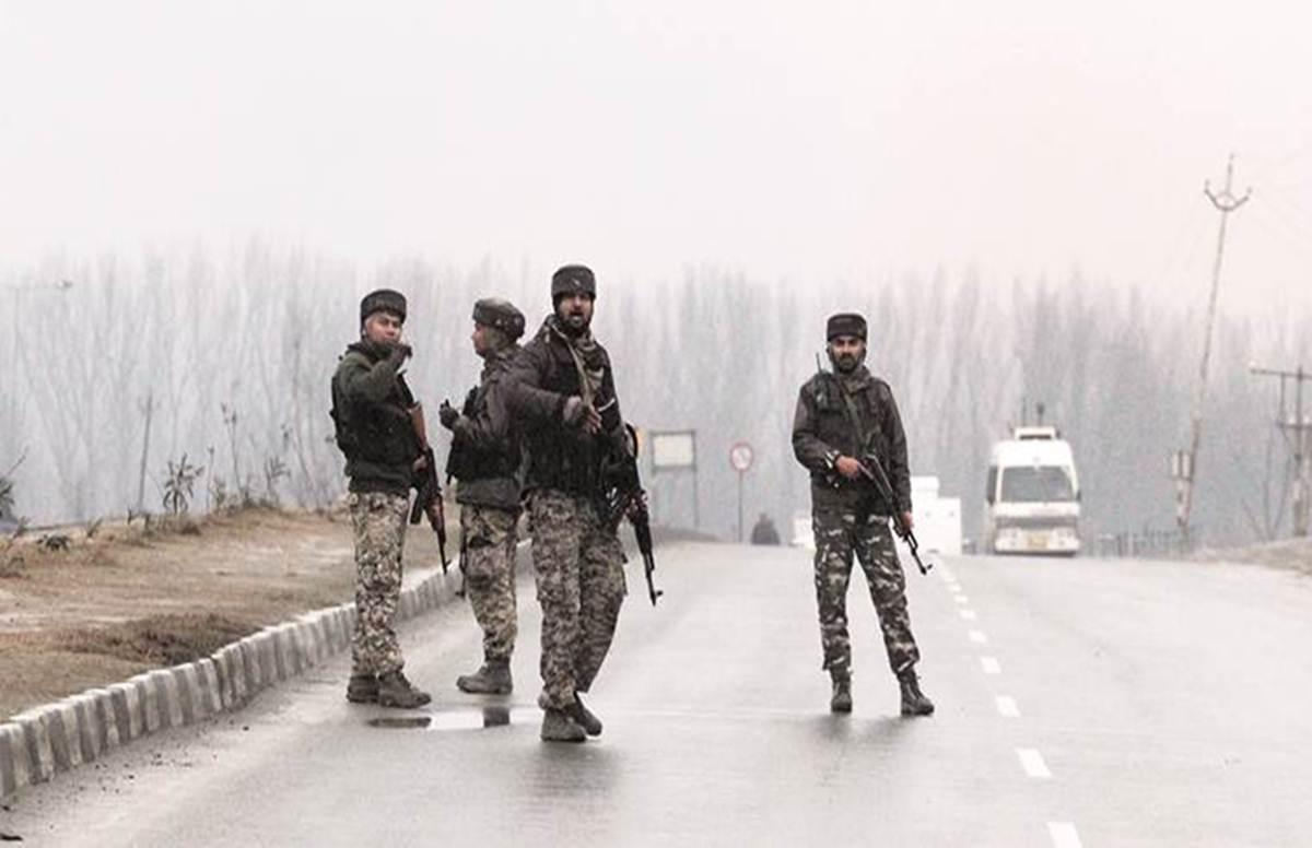 Army. Jammu Kashmir