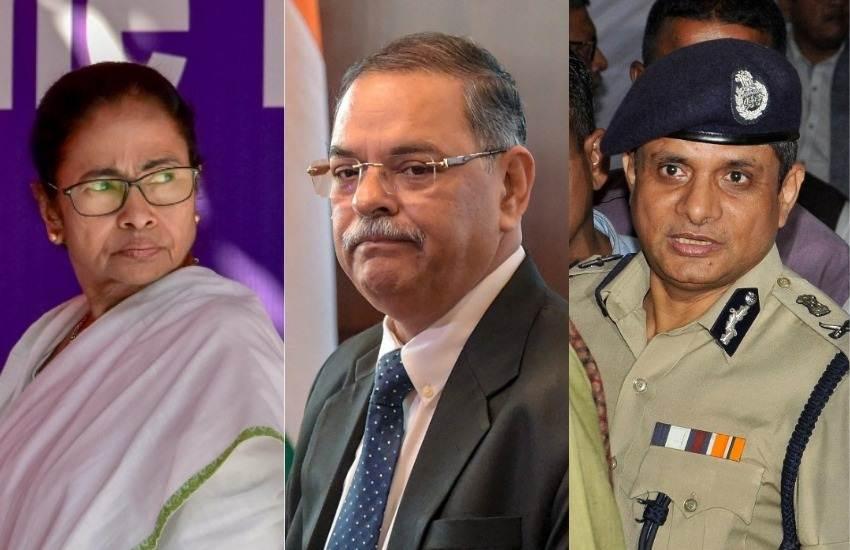 CBI vs Kolkata Police, Rajeev Kumar, Kolkata Police Chief, CBI, Shillong, Kolkata, Saraswati Puja, Board Exams, West Bengal, State News, Hindi News