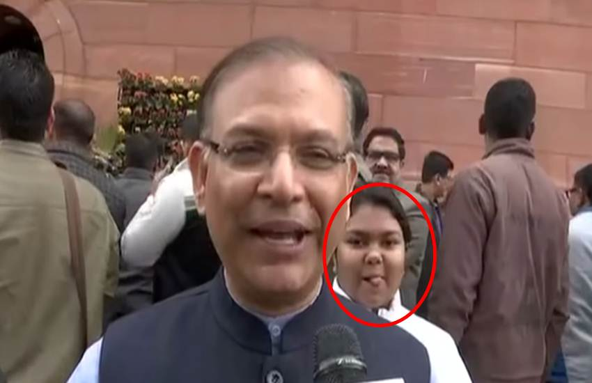 budget, jayant sinha, union minister, girl, face expressions, video, photo, photo bumper, income tax calculator, tax calculator, income tax, income tax slab rate, budget important points, income tax slab rate 2019-20, income tax new slab rate, income tax new slab rate 2019-20, income tax rate, income tax slab, budget 2019 income tax