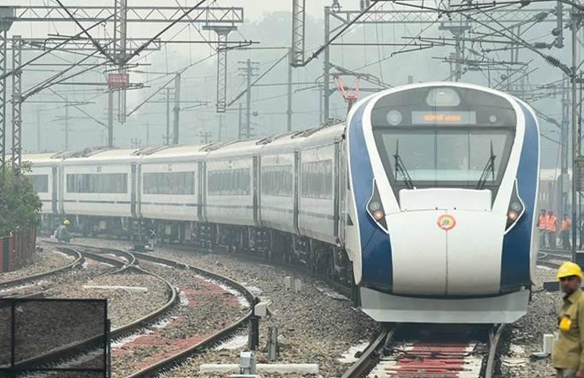 train 18, train 18 route, train 18 ticket price, train 18 time table, vande bharat express, vande bharat express route, vande bharat express timing, vande bharat express seat availability, vande bharat express fare, irctc, irctc train schedule, ट्रेन 18, वंदे भारत एक्सप्रेस, हिंदी समाचार, राष्ट्रीय समाचार