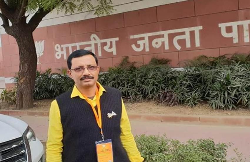 Manoj Kanti Deb, Sports Minister, Tripura, Allegation, Bad Touch, Santana Chakma, Social Welfare Minister, PM, Narendra Modi, Event, BJP, Assam, Tripura, State News, Hindi News