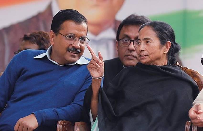 Mamta Banerjee,Arvind Kejriwal