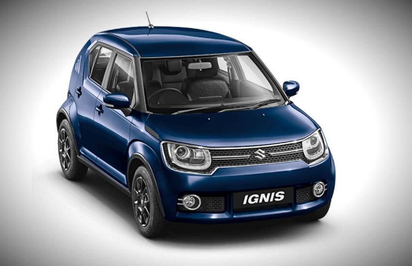 Maruti Suzuki Ignis offer discount
