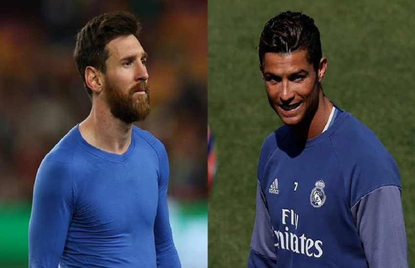 Lionel Messi, monthly salary, highest-paid footballer, Ronaldo