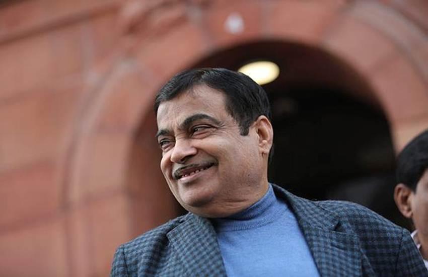 Nitin Gadkari,