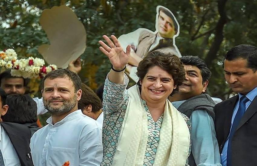 Priyanka Gandhi, rahul gandhi,