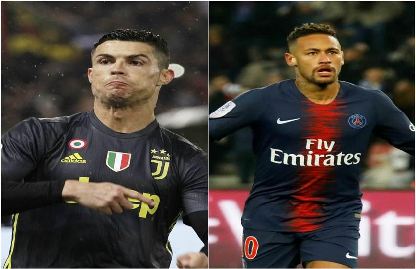 Ronaldo, Neymar, Ranaldo-Neymar, February 5, Football, Portugal, Brazil, Football news