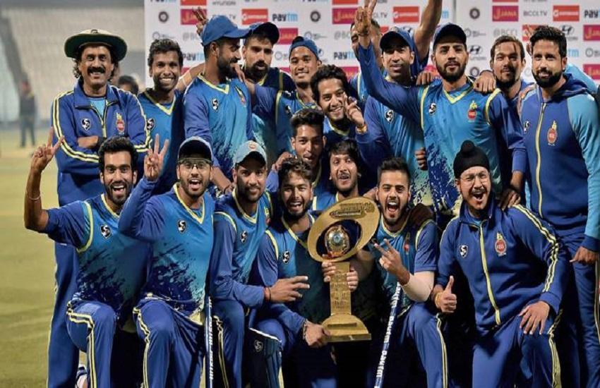 Syed Mushtaq Ali T20 Trophy