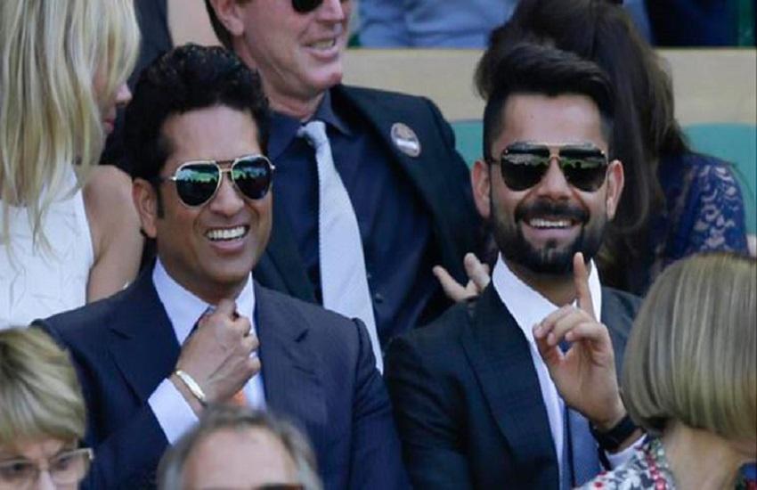 Virat Kohli, Sachin Tendulkar, Shane Warne, Virat Kohli vs Sachin Tendulkar, Legendary, best batsman debate