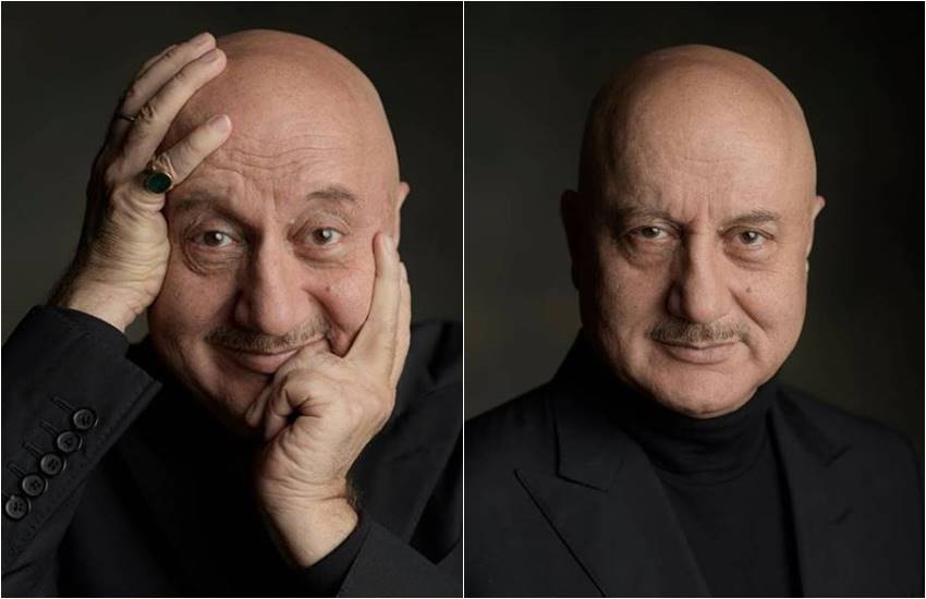 Anupam Kher Birthday, anupam- her-birthday, actor anupam kher stammered in the young age, anupam khe was stammered when he was in class 9th, saransh actor unable to take her love interest name wisely, entertainment new, bollywood news, television news