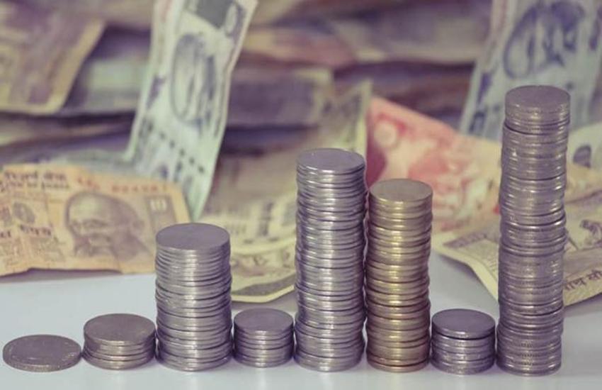 20 rupee coin