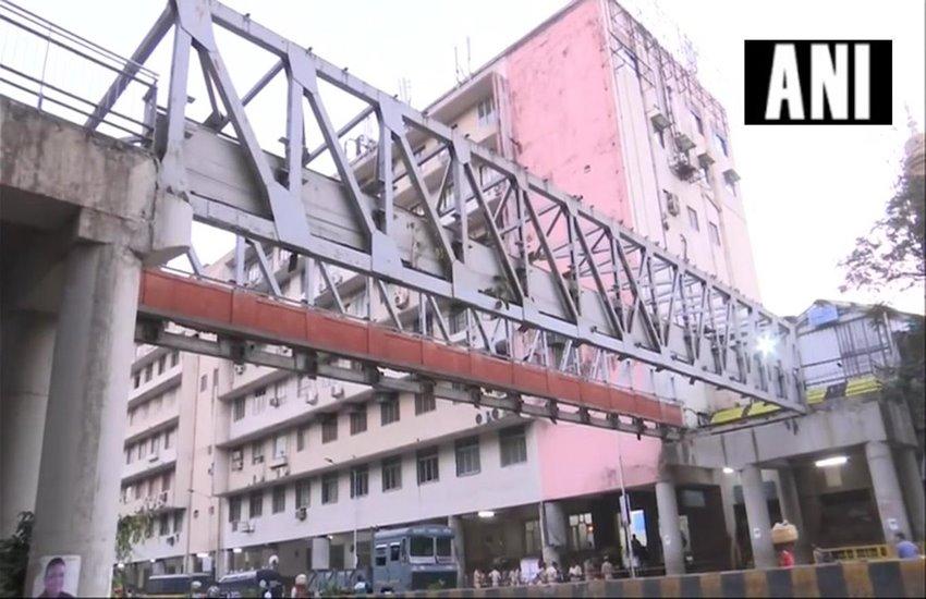 Mumbai, Bridge Collapse
