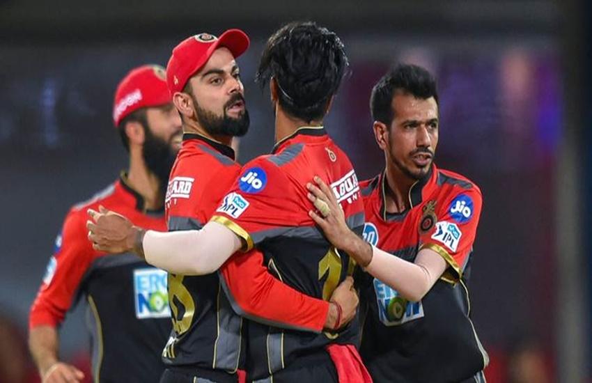 IPL 2019, RCB