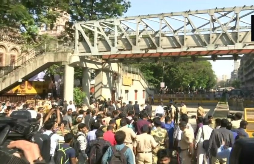 Mumbai, Bridge,