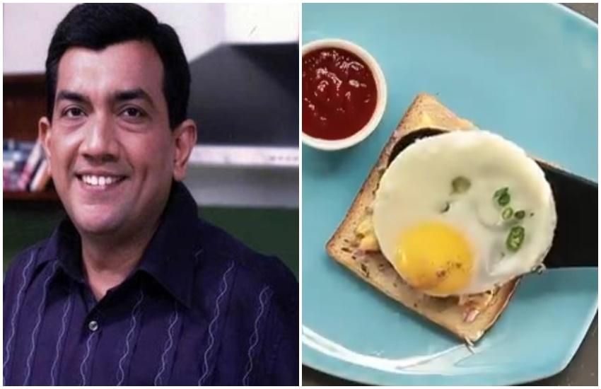 sanjeev kapoor, egg kejriwal