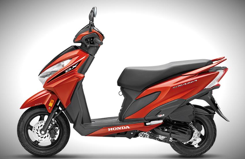Honda Grazia launch, Honda Grazia price, Honda Grazia features