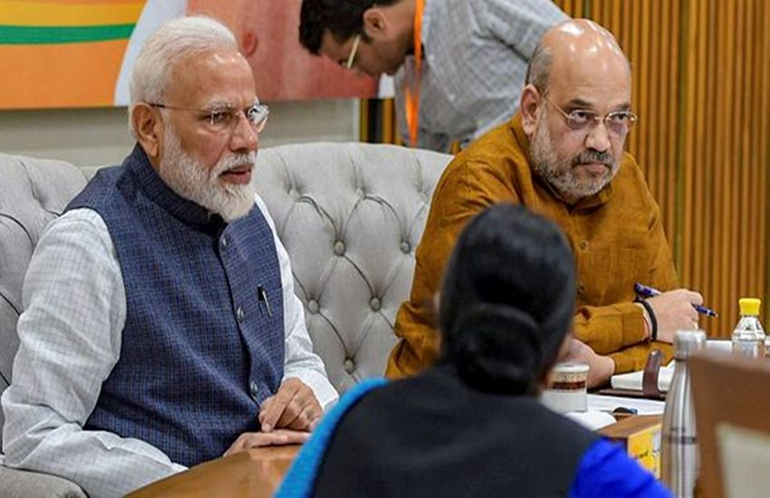 Narendra Modi, Sadananda Gowda, Arun Jaitley, Rajnath Singh, Sushma Swaraj, Nirmala Sitharaman, Chowkidar, Amit Shah, lok sabha, lok sabha election, lok sabha election 2019, lok sabha election 2019 schedule, lok sabha election date, lok sabha election 2019 date