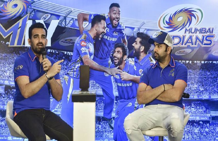 IPL 2019, Rohit Sharma, Zaheer Khan, 'listen' to their bodies, Mumbai Indians