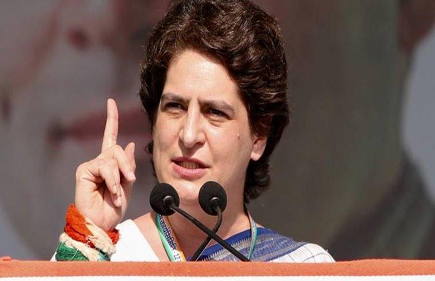 lok sabha election 2019, priyanka gandhi, varanasi