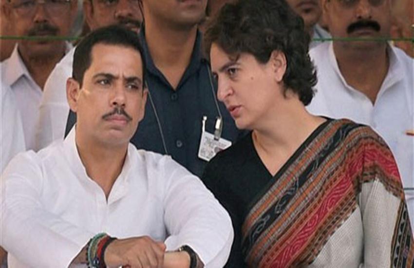 robert vadra and priyanka gandhi