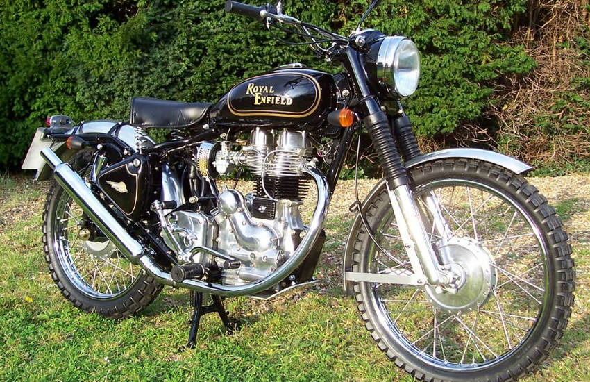 Royal Enfield Trials launch, Royal Enfield Trials price, Royal Enfield Trials features