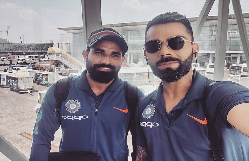 Mohammed Shami, Team India, 5th ODI, Australia, Delhi, IND vs AUS, India vs Australia, odi series