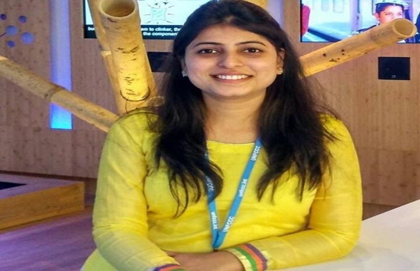 UN consultant Shikha Garg
