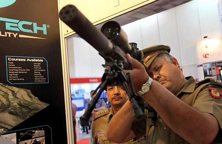 Indian Army, Pakistan, Post, new sniper rifle, LOC, Jammu and Kashmir, Jammu, Kashmir, Ceasefire, Ceasefire violation, Northern Command, Hindi news, news in Hindi, latest news, today news in Hindi