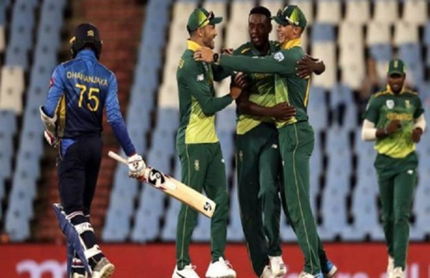 SLvsSA, ODI, Clean Sweep