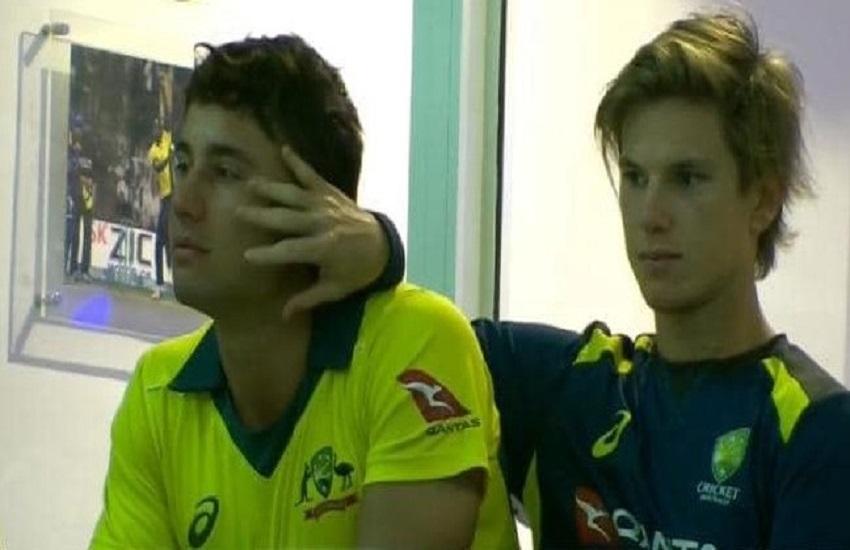 Adam Zampa, Marcus Stoinis, Australia, Pakistan, Australia vs Pakistan, first ODI of the series