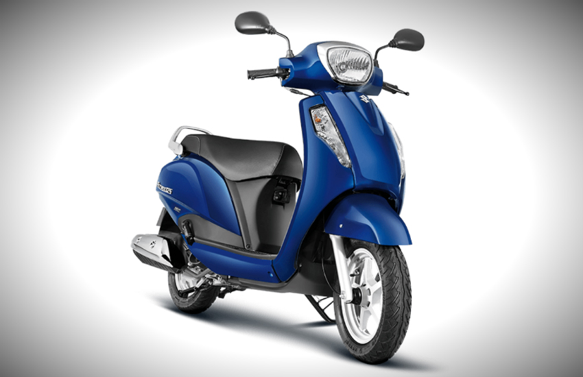 Suzuki Access 125 CBS launched, Suzuki Access 125 CBS price, Suzuki Access 125 CBS features, Suzuki Access 125 CBS detail