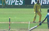 Ind vs Aus, Vijay Shankar, unfortunate, second time dismissal, similar manner, India vs Australia, Ind vs Aus 2nd ODI,