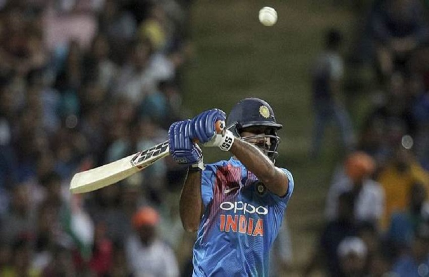 India, Virat Kohli, No. 4 spot, former Indian cricketer, Sanjay Manjrekar, Vijay Shankar, MS Dhoni